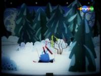 15 серия - Лес зимой